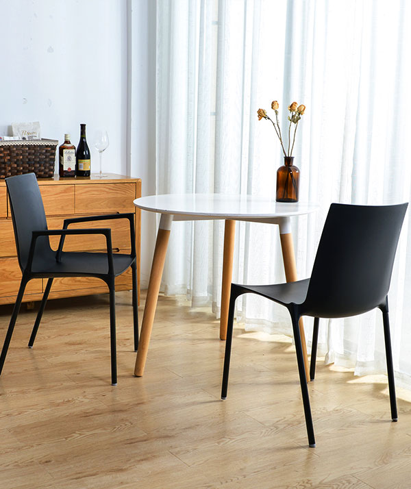 Using Chair Raisers To Increase The Height of Dining Chairs