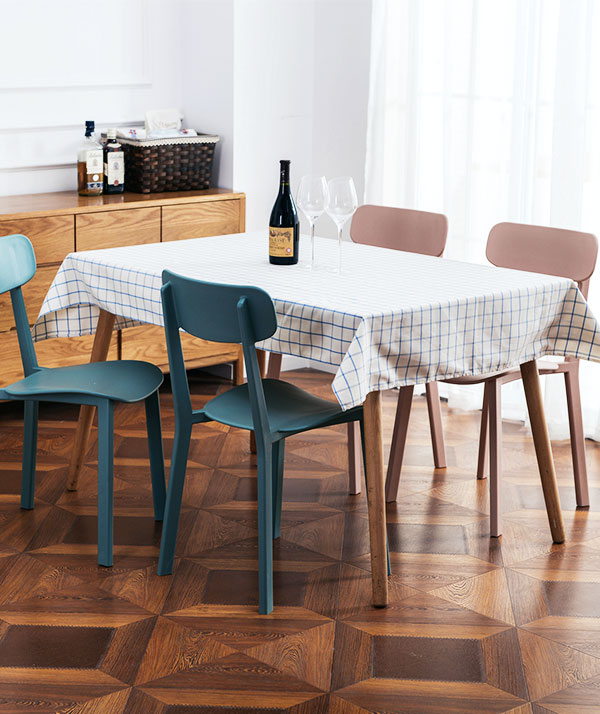 What are the selection techniques for leisure tables and chairs?