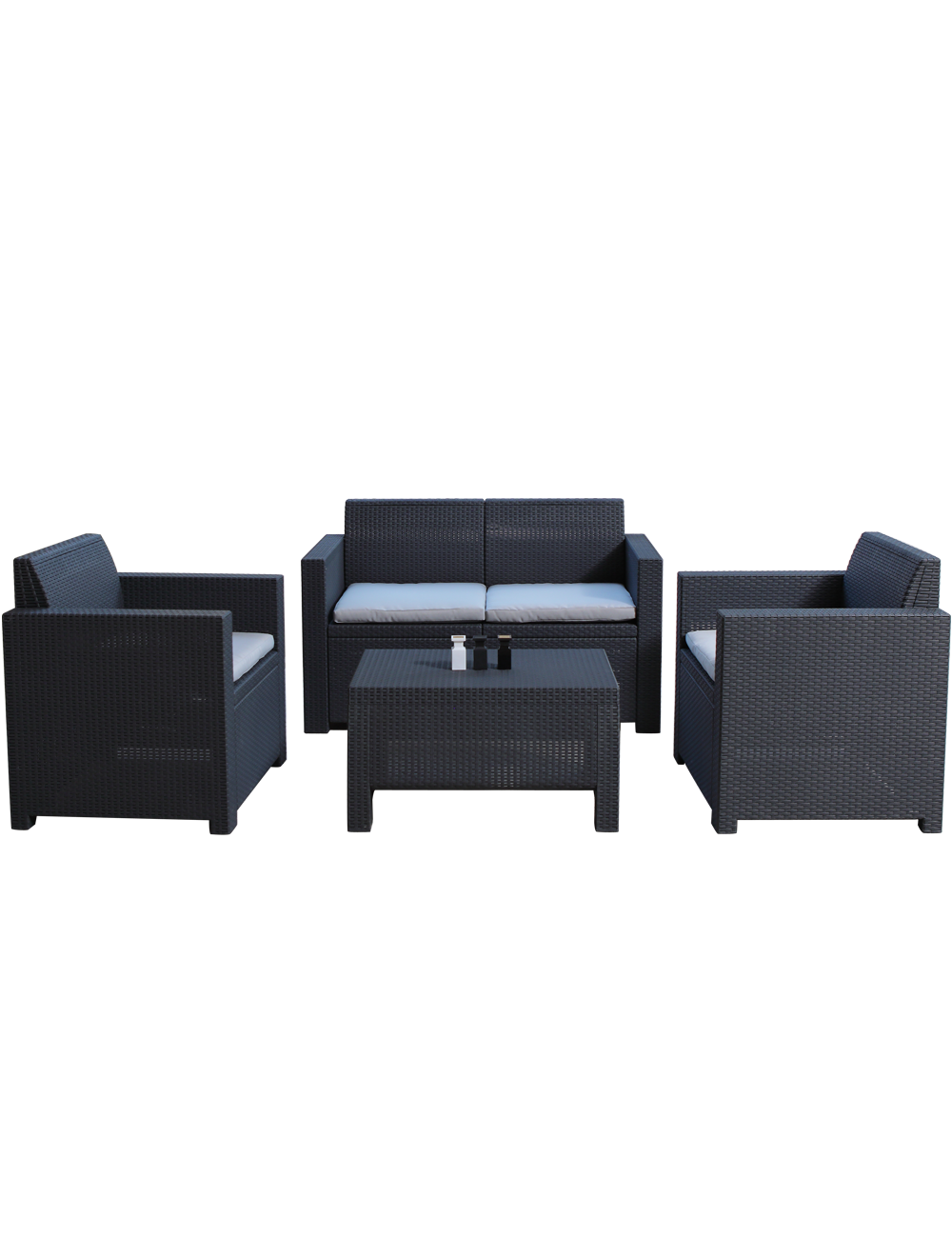Leisure Rattan Lounge Set
